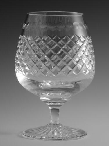 Stuart Crystal Brandy Glasses Ebay
