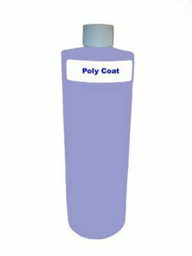 Sublimation Coating 4 oz. 120 ml. Polycoat. For any hard surface substrates.