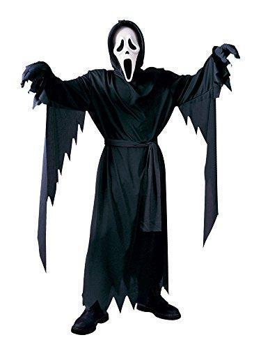 Ghost Face Classic Scream Child Costume One Size Fits up to Size 12