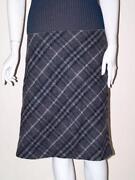 Burberry Nova Check Skirt