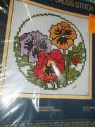 Vintage Counted Cross Stitch Kit