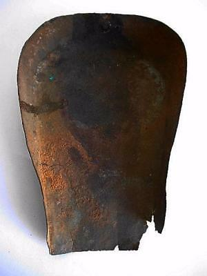 Spoon in Weigh L'or 15cm - Ashanti - Bronze - Ghana Art Tribale African