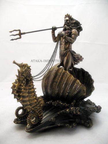 Neptune statue ebay - Poseidon statue greece ...