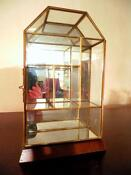 Vintage Glass Display Cabinet