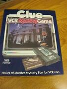 Vintage Clue Game