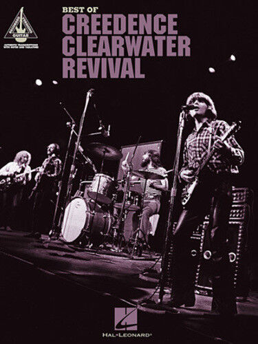 CREEDENCE CLEARWATER REVIVAL GUITAR TAB  / ***BRAND NEW*** / GUITAR TABLATURE