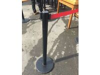 Pair of Crowd Control / Tensa Barrier