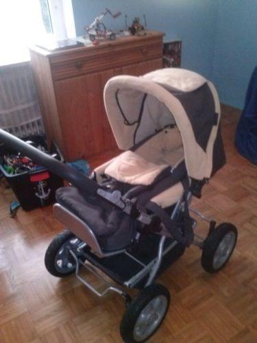 kombikinderwagen babywelt kinderwagen ebay. Black Bedroom Furniture Sets. Home Design Ideas