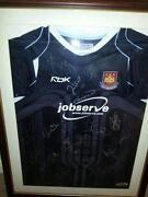 West Ham Signed Shirt