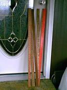 Wooden Yardsticks