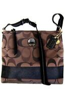 Coach Purse Brown C