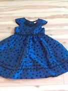 Girls Party Dress Age 5-6