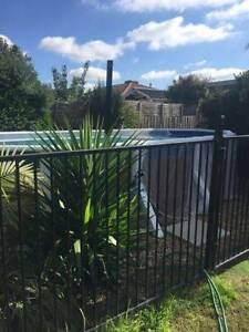 Swimming pool above ground Werribee Wyndham Area Preview