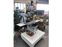 XYZ MODEL SMX 2000 CNC 2 AXIS TURRET MILLING MACHINE