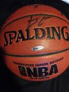 Miami Heat Signed Basketball