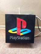 PlayStation Sign