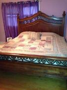 King Bed Frame Headboard