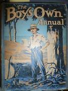 Boys Own Annual