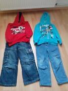Jungenbekleidungspaket 128