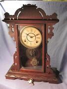 Antique Welch Clock