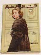 Vintage Fashion Catalog
