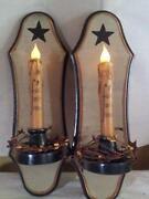 Primitive Timer Candles