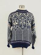 Vintage Mens Wool Sweater