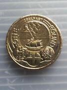 Belfast 2010 Pound Coin