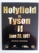 Mike Tyson Program