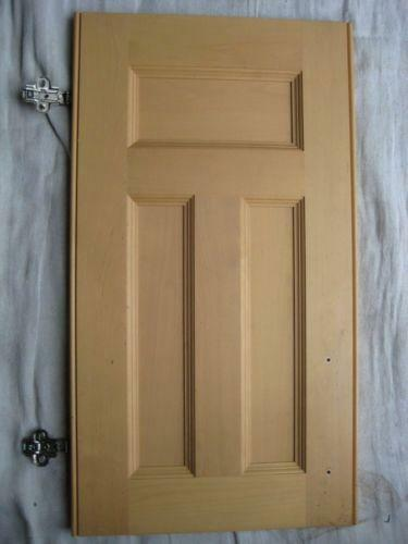 Cabinet doors replacement kitchen units sets ebay for Replacement kitchen unit doors