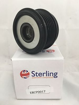 TO CLEAR   NEW OE QUALITY ALTERNATOR FREEWHEEL CLUTCH PULLEY   STCP0017