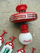 Coca Cola Ceiling Fan