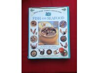 Best Ever Cook's collection FISH and SEAFOOD Cook book Paperback