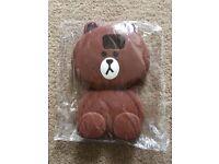 Cute Bear Samsung Note 5 Phone Cover