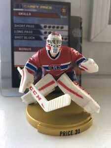 "NHL Imports Dragon 2.5"" series 1 Carey Price Montreal Canadiens St. John's Newfoundland image 1"