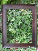 Vintage Wooden Photo Frame