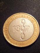 1807 Two Pound Coin