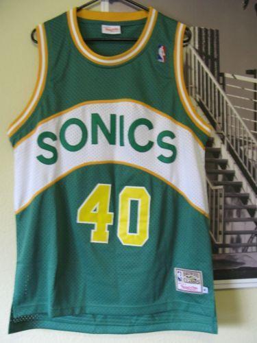 Shawn Kemp Jersey: Basketball-NBA | eBay