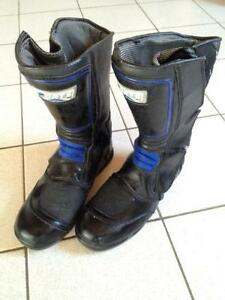 motorradstiefel stiefel schuhe ebay. Black Bedroom Furniture Sets. Home Design Ideas