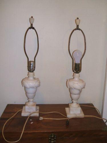 Antique Italian Lamp Ebay