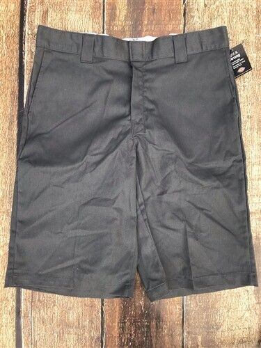 """Dickies Men/'s WR854 Relaxed Fit 13/"""" Flex Work Shorts"""