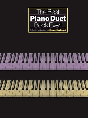 THE BEST PIANO DUET BOOK EVER BRAND NEW* PIANO SONG BOOK KEYBOARD SONGBOOK ETC