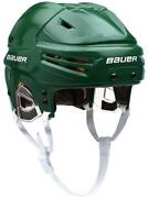 Green Hockey Helmet