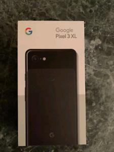 Goole Pixel 3XL 128gb Black