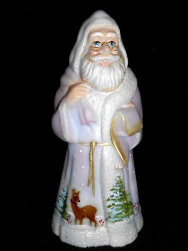 Fenton Santa Ebay