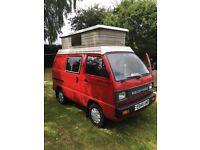 Bedford Rascal Danbury conversion Campervan / Day Van not suzuki carry hijet etc RARE!!