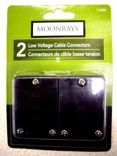 Low Voltage Wire Connector Kit : Low voltage connectors ebay