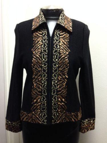 Embroidered Jacket | EBay