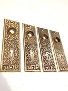 Brass Door Plate