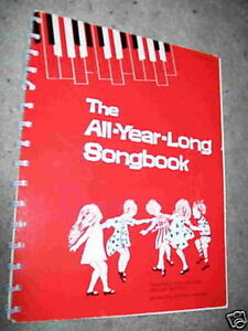 Scholastic: Child/Youth Piano/Song Book